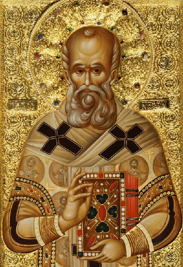 Ο Άγιος Νήφων ο Β΄, Πατριάρχης Κωνσταντινουπόλεως (μέρος 2ο ...