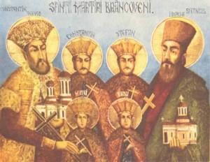 Οι Άγιοι Νεομάρτυρες, Ηγεμόνας Κωνσταντίνος Μπρινκοβεάνου και οι συν αυτώ (μέρος 1ο)
