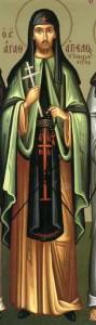 Ο Άγιος Νεομάρτυς Αγαθάγγελος ο Εσφιγμενίτης
