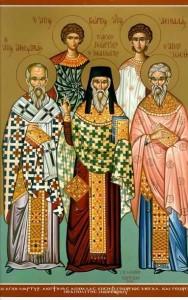 Ο Άγιος Νεομάρτυς και οσιομάρτυς Γεώργιος ο Νεαπολίτης