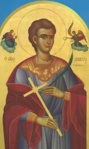 Ο Άγιος Νεομάρτυς Δημήτριος ο Πελοποννήσιος