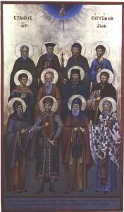 Ο Άγιος Νεομάρτυς Κυπριανός