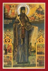 Ο Άγιος Νεομάρτυς και Οσιομάρτυς Γεδεών ο Καρακαλληνός