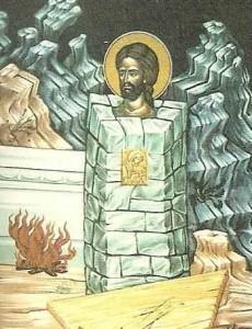 Ο Άγιος Δημήτριος ο εκ Σαμαρίνης