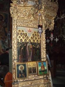 Ο Άγιος Νεομάρτυς Γεώργιος από τη Σόφια της Βουλγαρίας