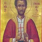 Άγιος Πολύδωρος, ο πολύαθλος Κύπριος Νεομάρτυρας