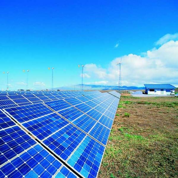 Φωτοβολταϊκά συστήματα παραγωγής ηλεκτρικής ενέργειας