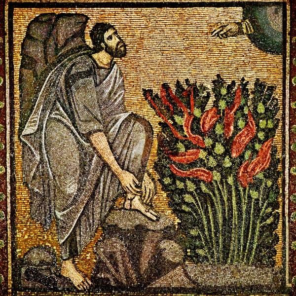 Θεόπτης Μωυσής και θεοπτία
