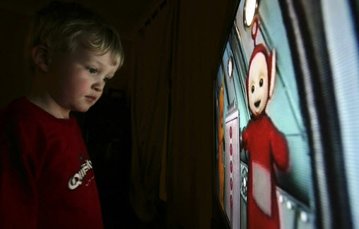 Παιδί και τηλεόραση