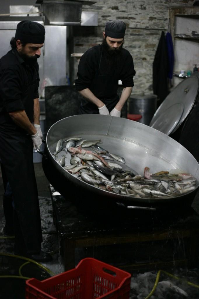 Ψαρόσουπα