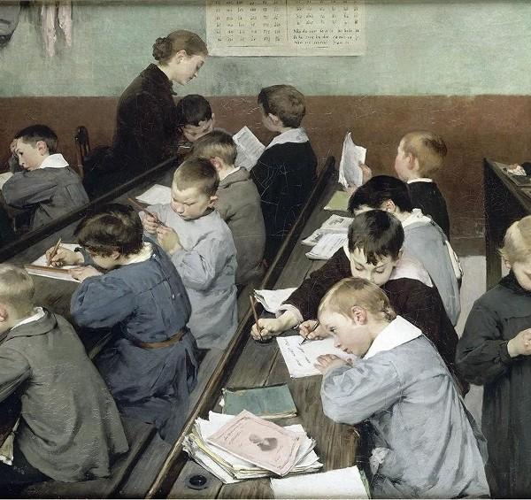 Η αγωγή των παιδιών