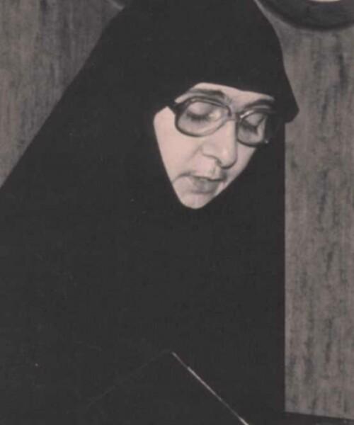 Η Ηγουμένη ως Πνευματική Μητέρα