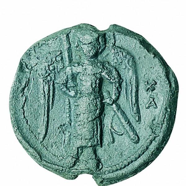 Βυζαντινά μολυβδόβουλλα