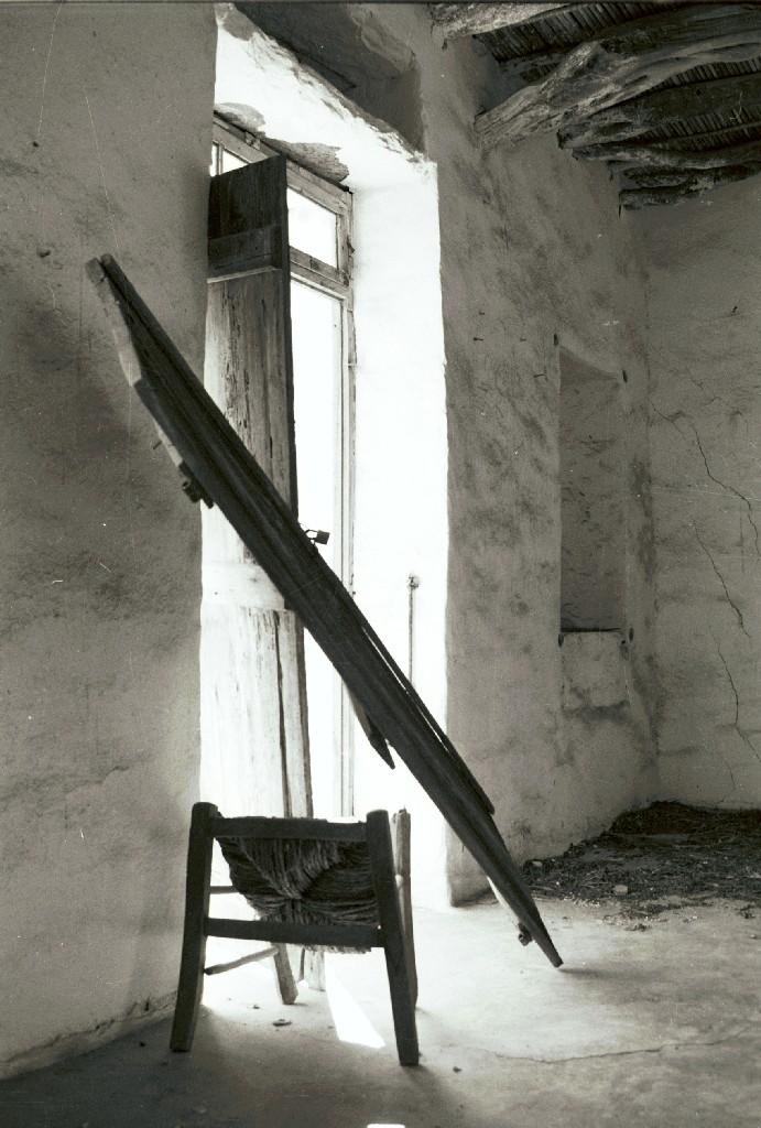 Σε άσπρο και μαύρο φόντο