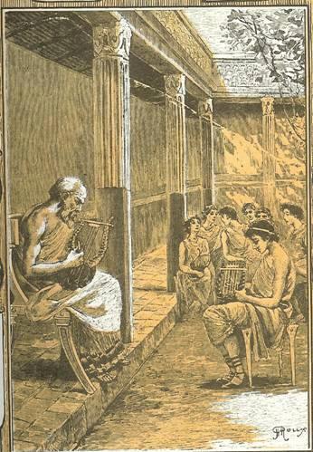 Παίδες Ελλήνων…Η εκπαίδευση στην Αρχαία Ελλάδα και το Βυζάντιο