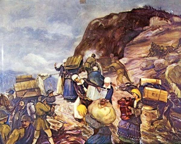 Α. Σικελιανός – Εικοσιοχτώ του Οχτώβρη του 1940
