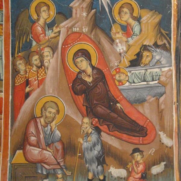 Λόγος στη Γέννηση του Χριστού