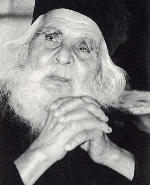 Ο Γέρων Θεοφυλάκτος από τη Νέα Σκήτη (+ 15/28 Ιουλίου 1986)