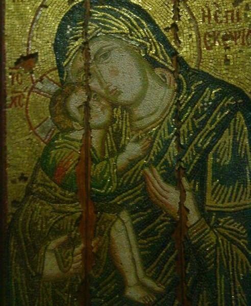 Η Παναγία στη βυζαντινή σκέψη