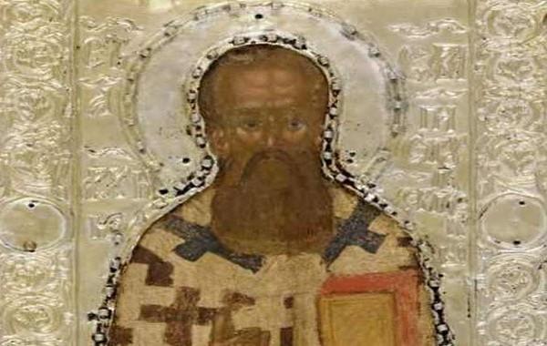 Ο Άγιος Σάββας Αρχιεπίσκοπος Σερβίας, ως μοναχός της Μονής Βατοπαιδίου