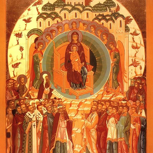 Η παρουσία της Παναγίας στην Ορθόδοξη λατρεία