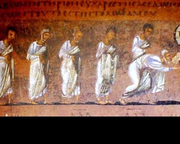 Περὶ συμμετοχῆς τῶν πιστῶν εἰς τὴν Θ. Κοινωνίαν