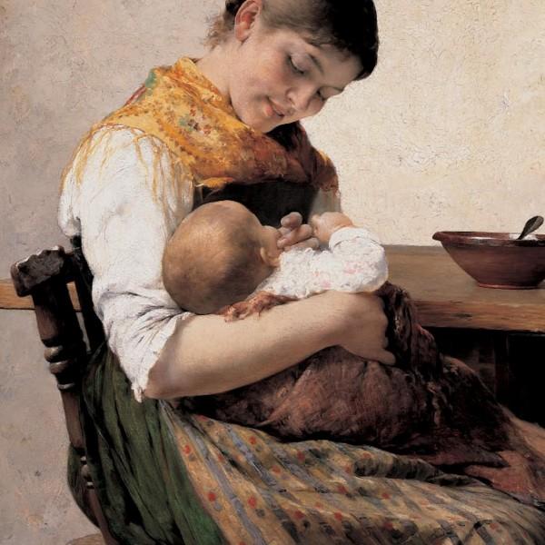 Η μητρότητα  ως διακονία της γυναίκας