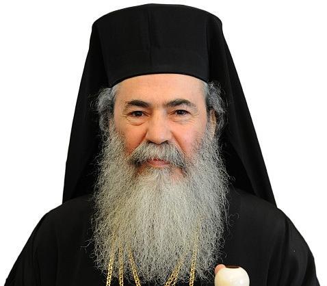 10-13 Φεβρουαρίου 2012, Επίσημη επίσκεψη της Α.Θ.Μ. του Πατριάρχη Ιεροσολύμων κ. κ. Θεοφίλου στην Εκκλησία της Κύπρου