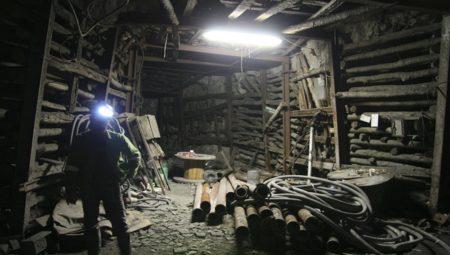 Ορυχεία-μια άλλη πραγματικότητα
