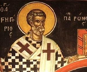 Άγιος Γρηγόριος ο Διάλογος, Πάπας Ρώμης