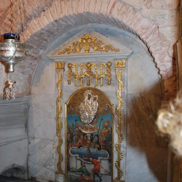 Το Αγίασμα της Παναγίας της Μπαλουκλιώτισσας ή Ζωοδόχου Πηγής της Κωνσταντινούπολης