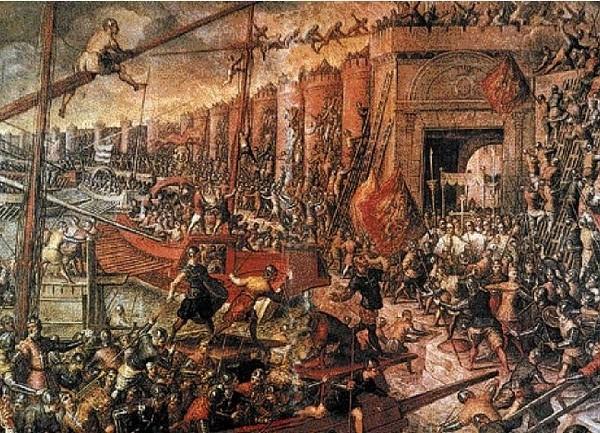 Η Άλωση του 1204 και οι συνέπειες της