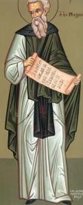 Ο Όσιος Γεώργιος ο εν Μαλεώ (Μνήμη 4 Απριλίου)
