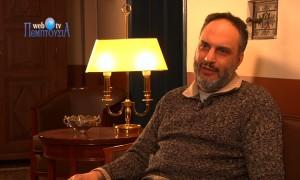 Ο Κώστας Αθανασόπουλος μιλά για το Συνέδριο του αγίου Γρηγορίου Παλαμά (μέρος α΄)