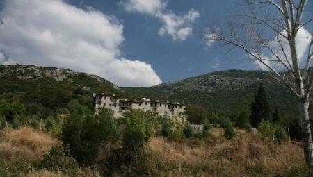Ι.Μ. Οσίου Σεραφείμ Δομβούς