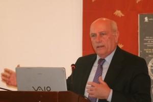Ο ακαδημαϊκός Χρήστος Ζερεφός μιλά για τις επιπτώσεις της κλιματικής αλλαγής στην Ελλάδα