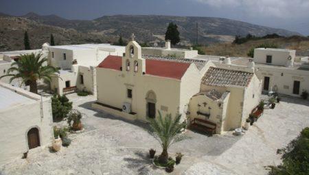 Ιερά Πατριαρχική και Σταυροπηγιακή Μονή Οδηγήτριας, Αστερούσια Όρη, Κρήτη