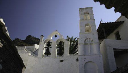 Ιερά Μονή Παναχράντου – Αγίου Παντελεήμονος