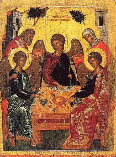 Ύμνος στην Αγία Τριάδα