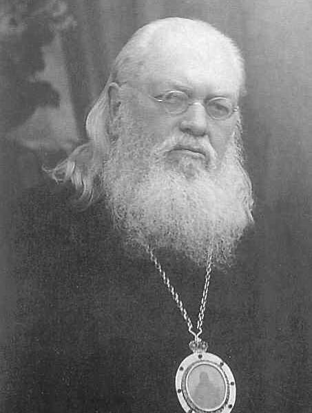 Ο Άγιος Λουκάς Αρχιεπίσκοπος Συμφερουπόλεως
