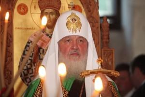 Ειρηνική Επίσκεψις Αγιωτάτατου Πατριάρχου Μόσχας Κυρίλλου στην Κύπρο