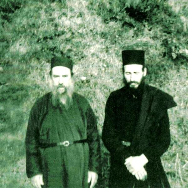 Μοναχός Ιωακείμ Μπαλάσης ο Βατοπαιδινός ο ασκήσας εν Καρυαίς (1893-1988)