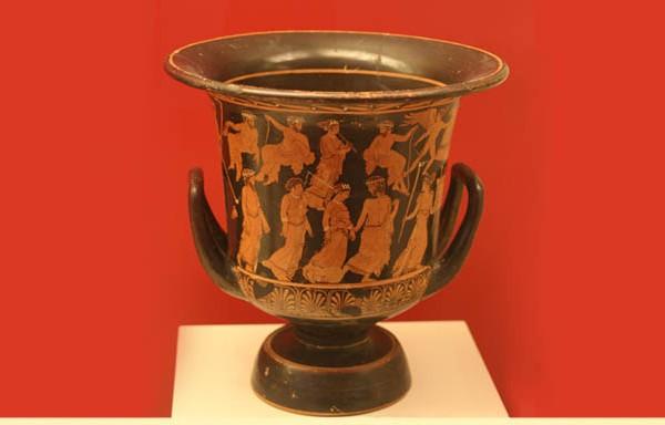 Η νανοτεχνολογία των αρχαίων Ελλήνων