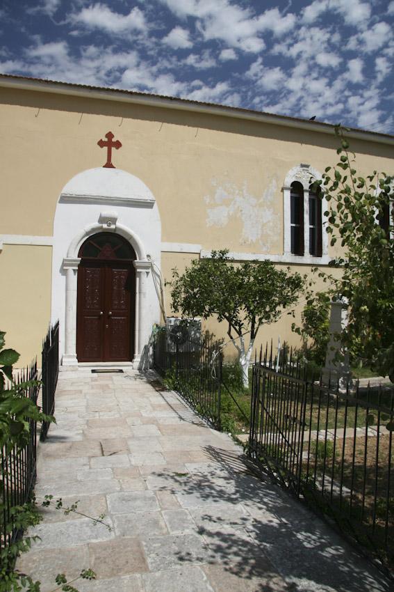 Μητροπολιτικός ναός Εισοδίων, Βαθύ – Ιθάκη