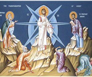 Ο δρόμος προς το φως (Η Μεταμόρφωση του Κυρίου)