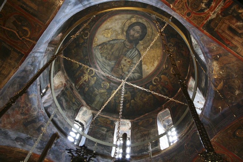 Ιερά Κοινοβιακή Μονή Κορώνης