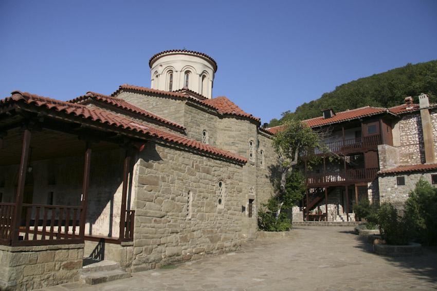 Ιερά Μονή Ρεντίνας