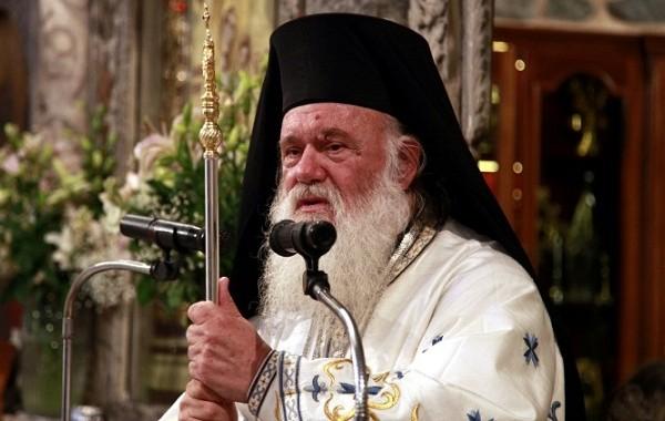 Ιερώνυμος σε Χρυσή Αυγή: Η Εκκλησία δεν θέλει προστάτες