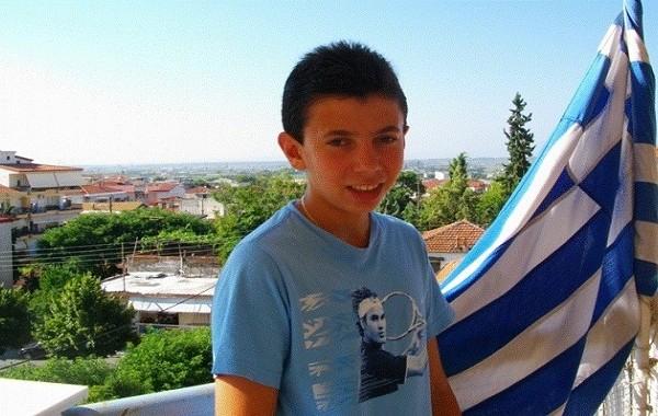 Έλληνας μαθητής, 1ος σε παγκόσμιο διαγωνισμό έκθεσης!