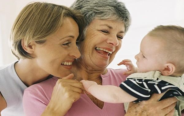 Παππούδες-Γονείς-Παιδιά:οι δυσκολίες μιας σχέσης [Α΄]